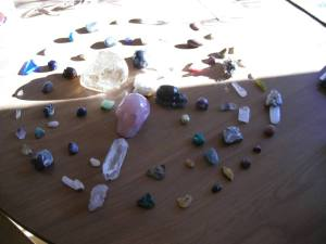 Crystal Grid at Redwood Meadows