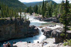Elbow River Falls.1