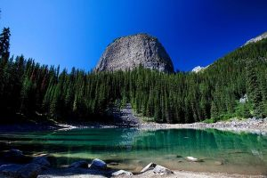 Mirror Lake and Big Beehive Mountain