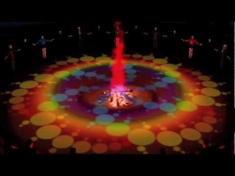 Sacred Fire Torus Energy