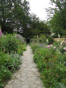 Chalice Wells.gardens.June 17