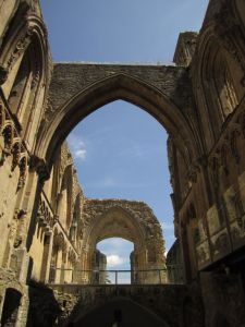 Glastonbury Abbey.2