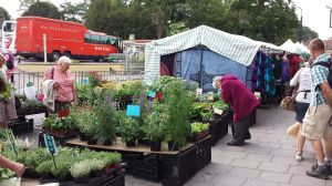 Market Glastonbury.Tuesday.June 16