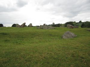 Stanton Drew Stone Circle.Sunday.June 14