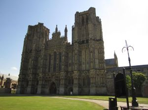 Wells Cathedral.June 18