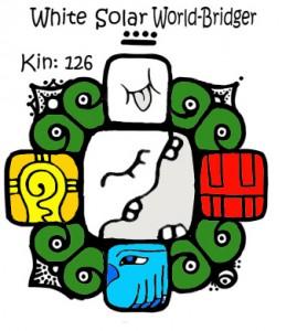White Solar Worldbridger