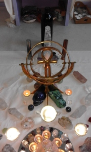 Another view of the North.Gratitude Ankh created by Jaap van Velsen