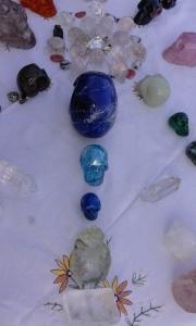 Crystal Elders resonating