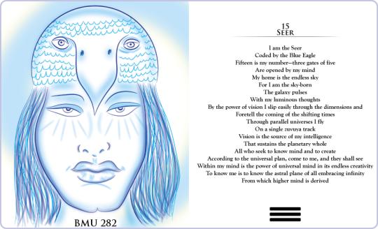 Archetypes15.Blue Eagle