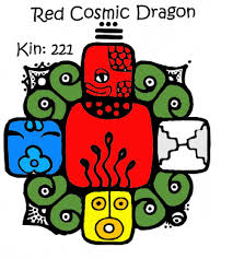 Red Cosmic Dragon