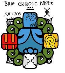 Blue Galactic Night - GAP