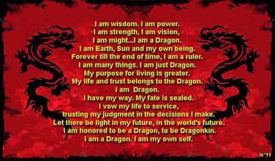 dragoncreed