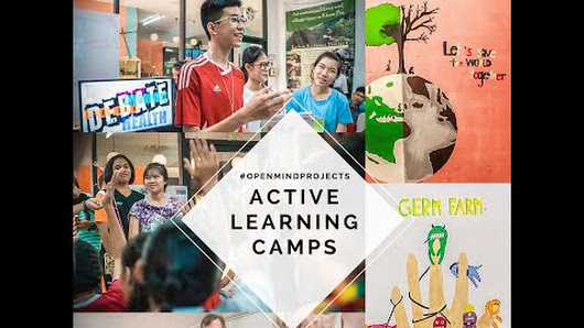 Open Mind Projects - Camp in Thailand