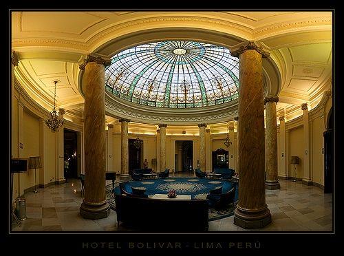 Entry Hall.Gran Hotel