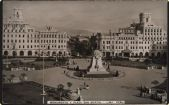 San Martin Square.Lima