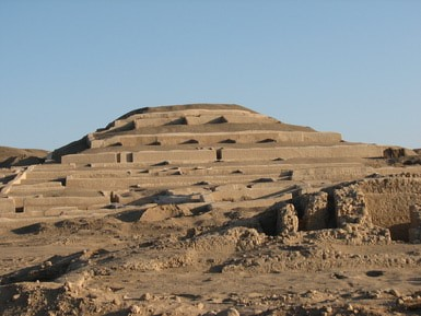 Temple Cuhuachi