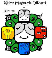 White Magnetic Wizard