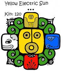 Yellow Electric Sun