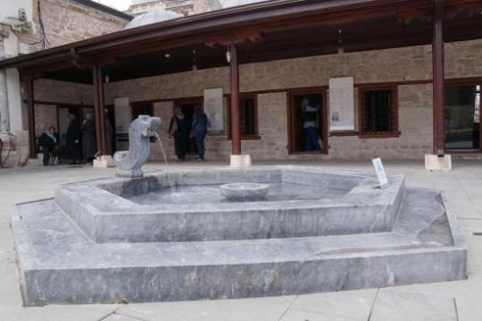 mevlana-museum.fountain