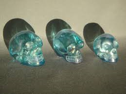 Angel Aura Crystal Skulls