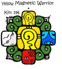 Yellow Magnetic Warrior