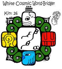 White Cosmic Worldbridger