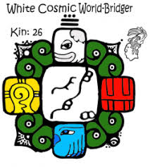 White Cosmic Worldbridger
