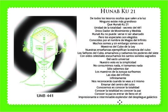Hunab Ku 21 Archetype