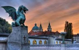 Ljubljana.dragon bridge