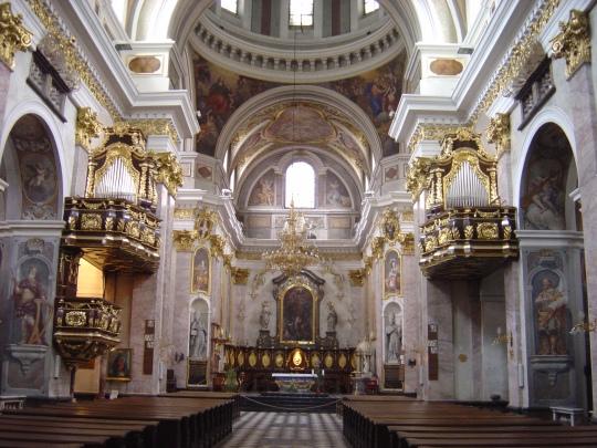 Ljubljana_Cathedral_inside