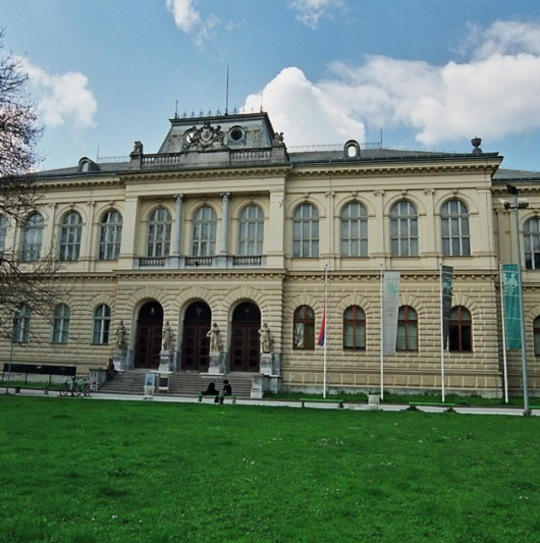 National Museum of Slovenia.Ljubljana