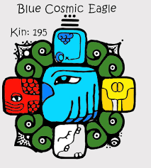 Blue Cosmic Eagle