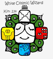 White Cosmic Wizard