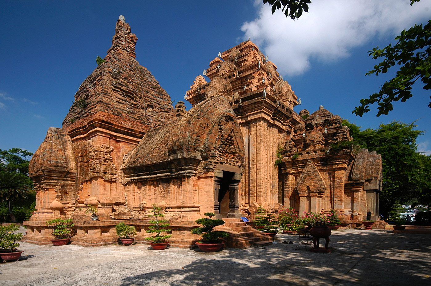 Cham Temple Po Nagar, Nha Trang