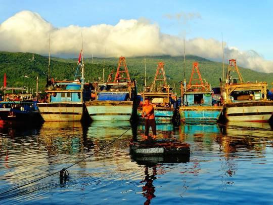 Làng-chài-Mân-Thái-Thọ-Quang