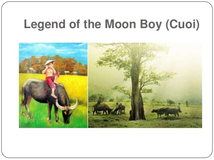 Moon Boy Cuoi