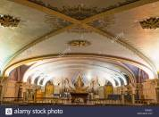 basilica-of-sainte-anne-de-beaupre-chapel-in-the-crypt-quebec-canada-F3R26C