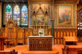 The Chapel.Notre Dame